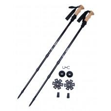 Алюминиевые походные палки, ручка пробка, сумка