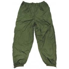 Британские термо-брюки, цвет олива/хаки, как новые
