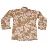 Рубашка армии Англии, цвет камуфляж пустыня, новая