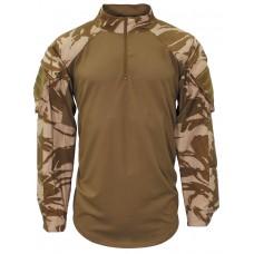Английская рубашка под бронежилет, цвет камуфляж пустыни, новая