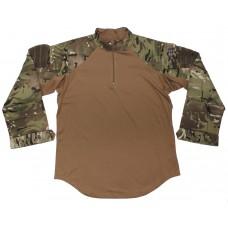 Английская рубашка под бронежилет, камуфляж, новая