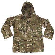 Ветрозащитная куртка армии Великобритании, камуфляж, новая
