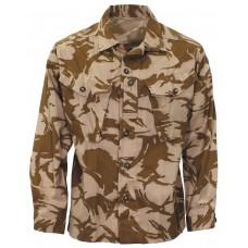 Полевая куртка армии Великобритании, цвет камуфляж пустыни, новая