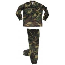 Итальянский полевой костюм (брюки и куртка), как новый