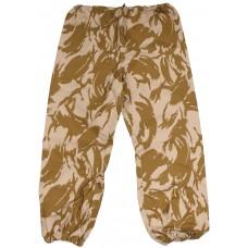 Английские брюки Goretex, камуфляж, новые
