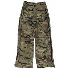 Английские мембранные брюки, легкие, камуфляж, новые