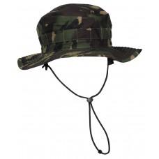 Английская боевая тропическая шляпа, камуфляж, новая