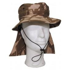 Английская шляпа, цвет камуфляж пустыни, новая