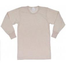 Итальянская футболка с длинным рукавом, новая