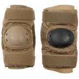 Американская защита для локтя, коричневая, новая