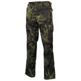 Армейские брюки M 95, чешский камуфляж
