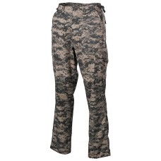 Армейские брюки, камуфляж цифра AT-digital