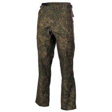 Армейские брюки, цвет - камуфляж цифра (digital)