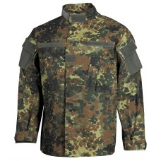 Американская армейская полевая куртка, флектарн
